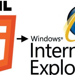 Rendre les balises HTML5 fonctionnelles sur IE6 à IE8