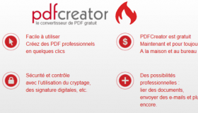 PDFcreator: Fusionner des fichiers en un fichier pdf