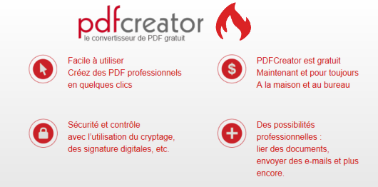 Photo of PDFcreator: Fusionner des fichiers en un fichier pdf