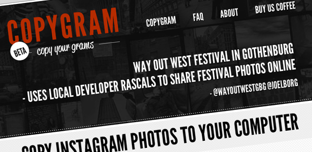 Photo of Copygram: Consulter vos photos Instagram sur le Web