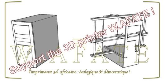 Photo of W.AFATE to mars : Mettre les déchets électroniques au service de l'aventure spatiale