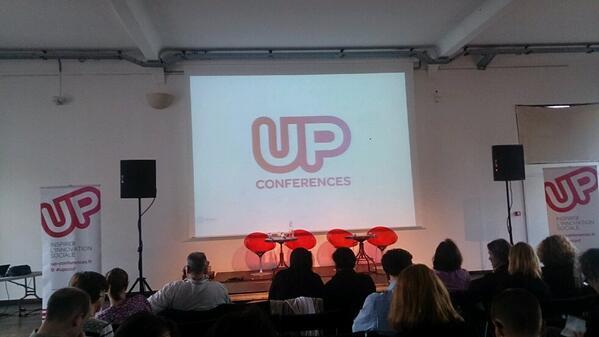 Photo of Up Conférences : «L'ère du partage» avec Neal Gorenflo et Nathan Stern