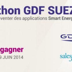 Hackathon Smart Energy GDF SUEZ