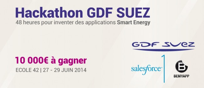 Photo of Hackathon Smart Energy GDF SUEZ