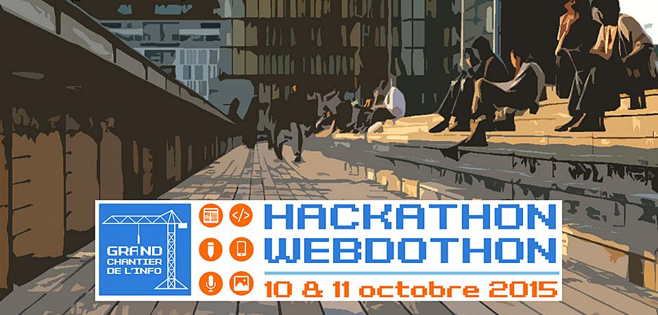Photo of #GdChantierInfo : Hackathon dataviz et Webdothon sur le changement climatique