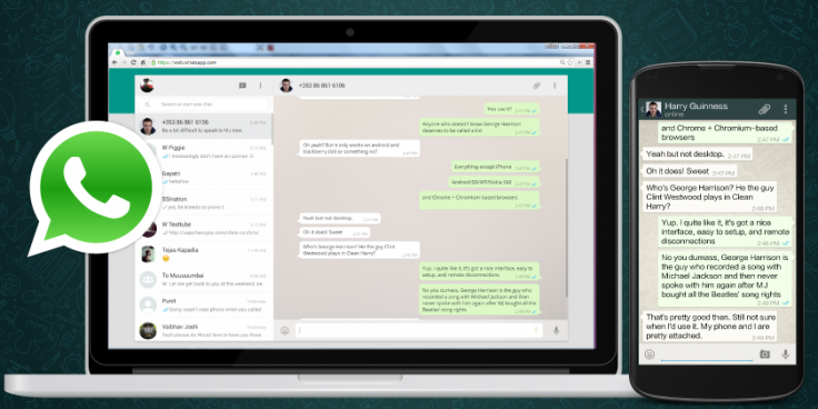 Photo of #Astuce : Avec WhatsApp Web, vos conversations sont dans votre navigateur web en scannant un QR code