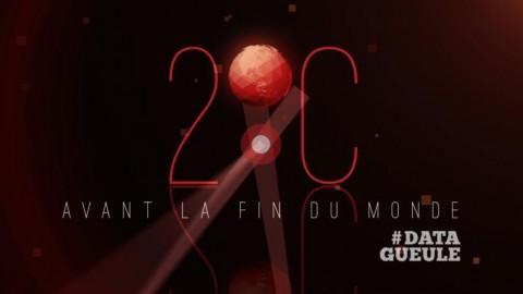 [Documentaire] Deux degrés avant la fin du monde #COP21 #Climat #DataGueule