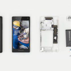 FairPhone 2: le smartphone éthique, modulaire et durable