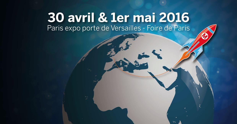 Photo of #MFP16 : Maker Faire Paris 2016 à Paris Expo porte de Versailles