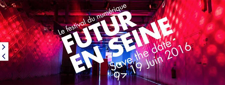 Photo of #FENS2016 : Futur en Seine 2016, le festival du numérique à Paris