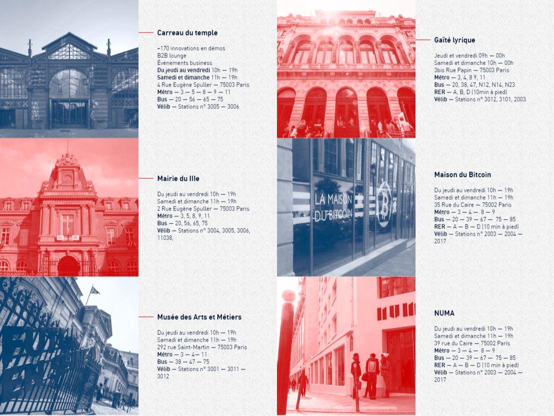 Futur en Seine - Village des Innovations