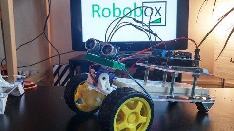 Robobox Summer School #3 : la communication infrarouge