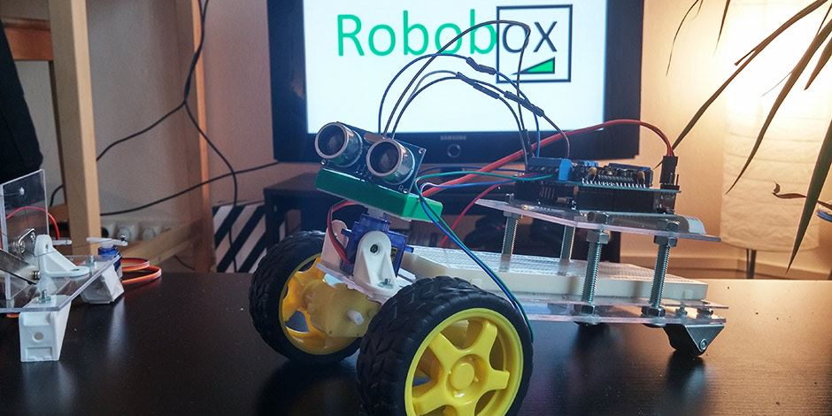 Photo of Robobox Summer School #3 : la communication infrarouge