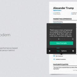 EnhanCV : l'outil web pour créer un CV design axé sur vos compétences