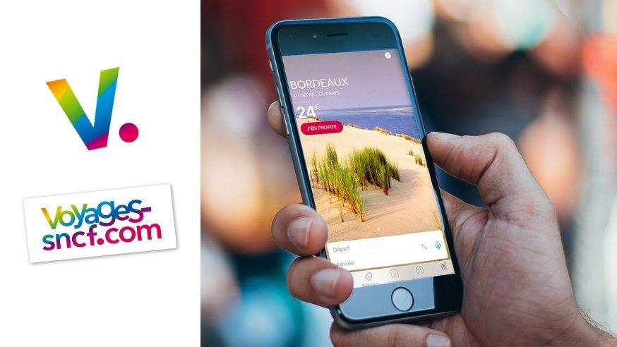 La nouvelle appli V. de voyages-sncf.com prédit vos futures destinations #VoyagesVoyance