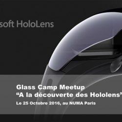 Microsoft HoloLens : Découverte et usages de la réalité mixte (#MR)