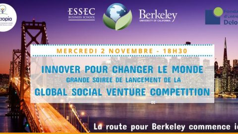 Soirée de lancement de la GSVC 2017 : «Innover pour changer le monde»