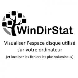 Un outil gratuit pour visualiser l'espace du disque dur de votre ordinateur et localiser les gros fichiers