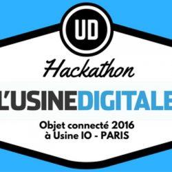 Hackathon Objets Connectés de L'Usine Digitale – Saison 2
