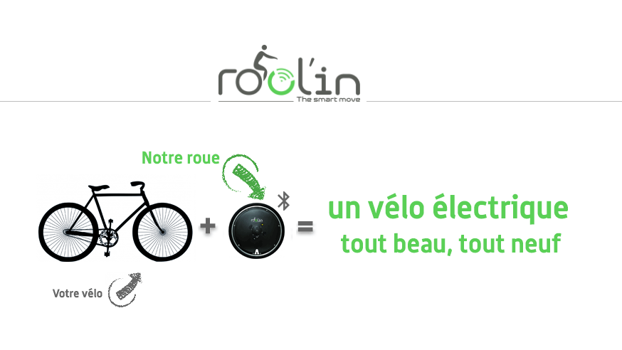 Photo of Rool'in : Transformez votre vélo en vélo électrique