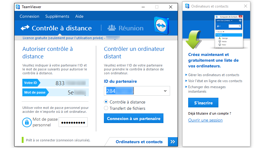 Photo of TeamViewer : Contrôler un ordinateur à distance