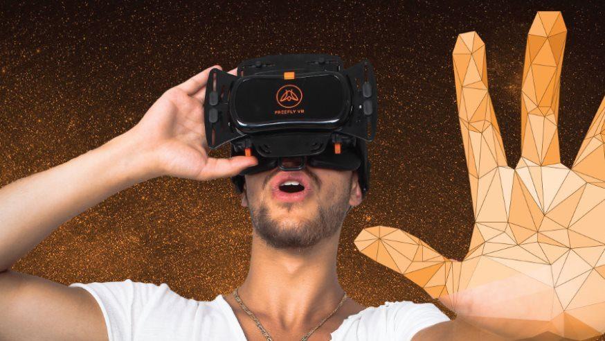 Test du Freefly VR, un casque de réalité virtuelle pour smartphone