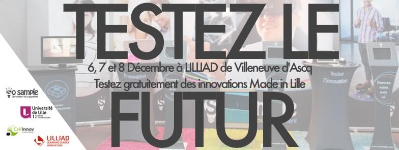 Photo of Testez des innovations Made in Lille avec So Sample du 6 au 8 Décembre