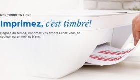 Avec MonTimbrenLigne de La Poste, imprimez vos timbres en quelques clics