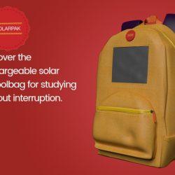 Solarpak : le sac à dos solaire made in Cote d'Ivoire