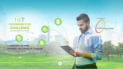 #Concours : Des villes plus vertes grâce aux objets connectés