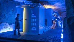 DeepData : un datacenter souterrain et écologique