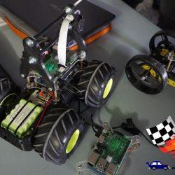 IronCar : la course de mini-voitures autonomes pilotées par une intelligence artificielle