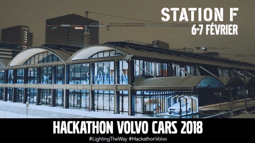 Le Hackathon Volvo récompense Puump, un service de contrôle et de gonflage de pneus à la demande