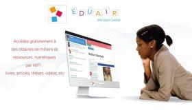 EduAir : accéder à des contenus numériques pour l'éducation en Afrique sans connexion internet