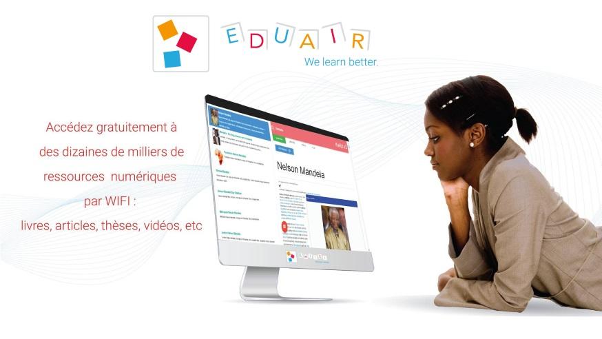 Photo of EduAir : accéder à des contenus numériques pour l'éducation en Afrique sans connexion internet