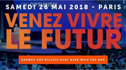 #Vivatech : Vos invitations à gagner pour venir vivre le futur !