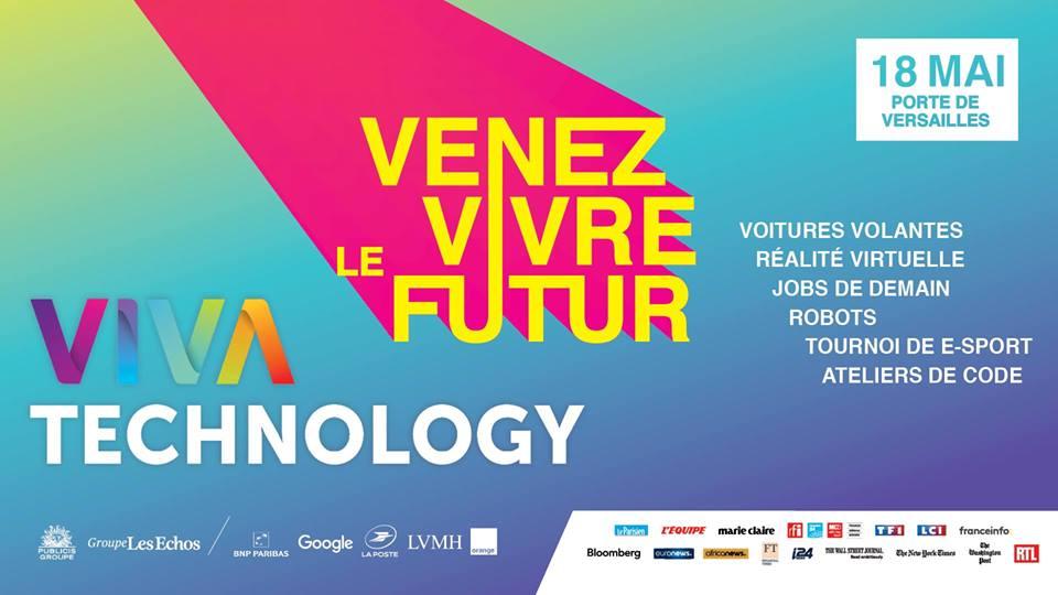 Photo of #Vivatech : Vos invitations à gagner pour venir vivre le futur !