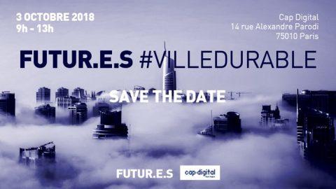 Futur.e.s #VilleDurable : 18 démos pour l'urgence écologique