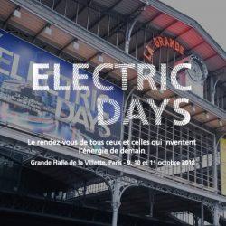 Electric Days 2018 : des innovations pour inventer l'énergie de demain avec EDF
