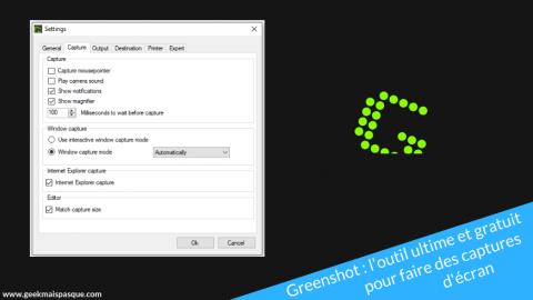 Greenshot : l'outil de captures d'écran ultime (et gratuit) sur Windows