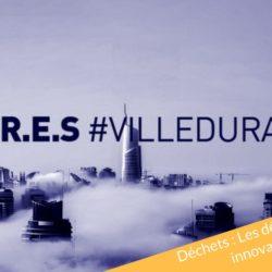 Déchets : Les démos de projets innovants à Futur.e.s #VilleDurable