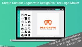 DesignEvo : un outil web pour créer un logo design en quelques clics