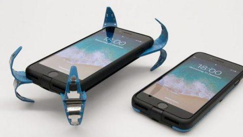 Une coque iPhone 7 avec amortisseur de choc pour bientôt ?