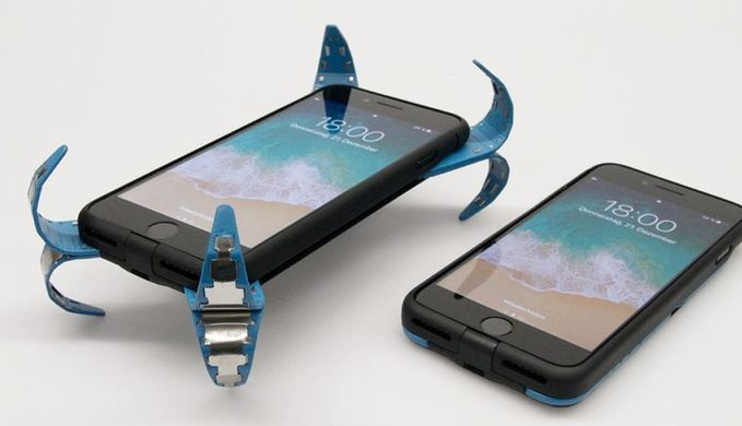 Photo of Une coque iPhone 7 avec amortisseur de choc pour bientôt ?
