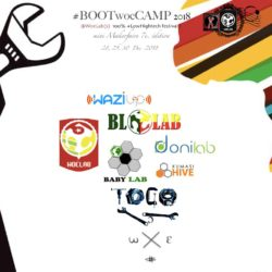 Boot[woe]Camp 2018 à Lomé (Togo) #BwC #LowHighTech