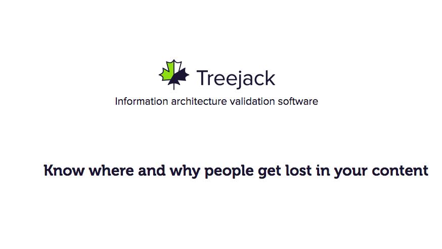 Treejack : un outil pour tester et optimiser la navigation sur votre site web ou e-commerce