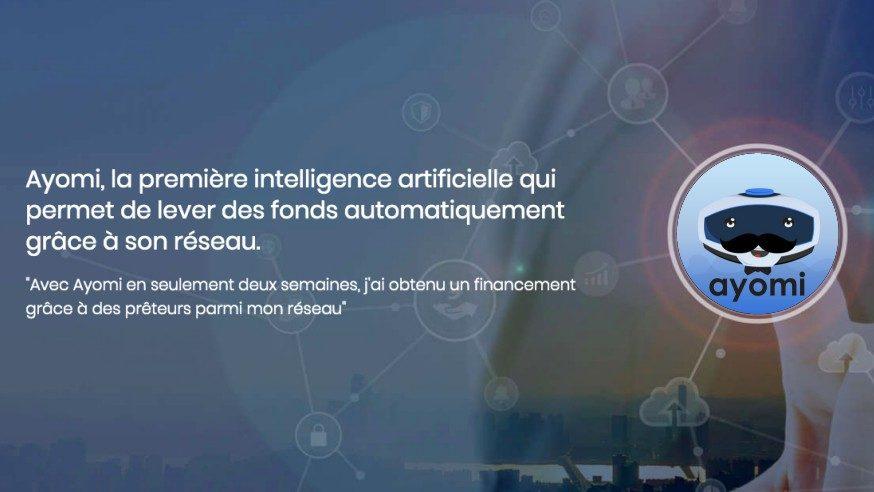 #FinTech : Ayomi, l'intelligence artificielle pour le financement des startups et TPE