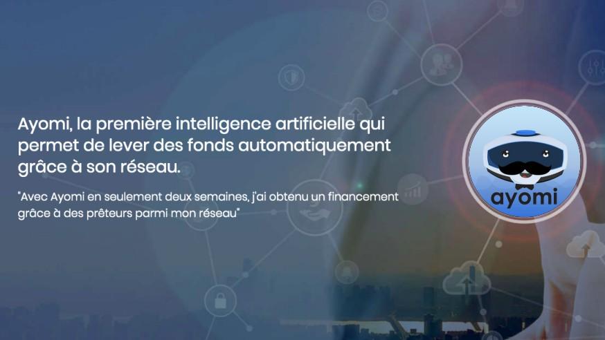 Photo of #FinTech : Ayomi, l'intelligence artificielle pour le financement des startups et TPE