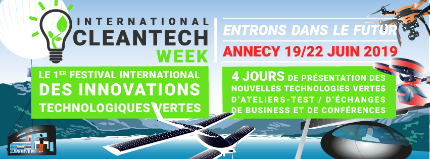 Photo of #ICW : International Cleantech Week, Le Festival International des Innovations Vertes