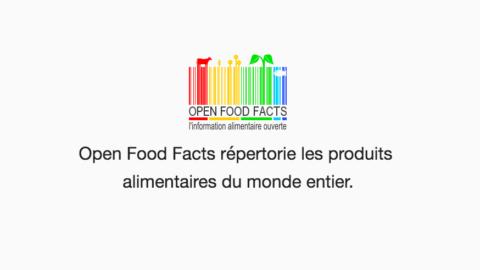 #Foodtech : Open Food Facts, la base de données open source pour tout savoir sur les produits alimentaires